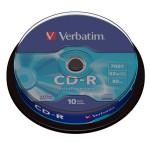 Verbatim CD-R Tarrina 10